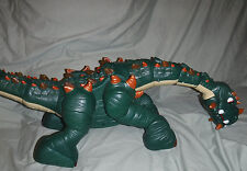 "2008 Spike Imaginext Ultra Dinosaur Fisher Price Mattel w/o remote 39"" Toy"