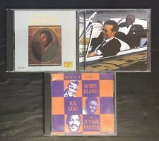 B.B. King - 3 CD Lot - The Best of B.B. King, Riding With The King, Bobby Bland