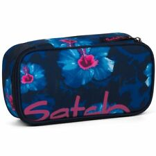 Satch Pencil box Waikiki Blue