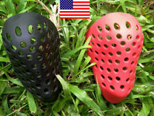 US Spiderman Mouth Non-Toxic Breathing Soft Rubbe Faceshell Red Black Half Mask