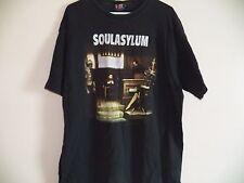 Vintage 90s SOUL ASYLUM 1998 Tour Grunge Alt Rock Concert Black T-Shirt Mens XL