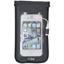 Outdoor Research Sensor Dry Waterproof Smartphone Pocket, Standard, Charcoal