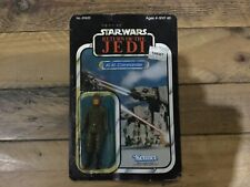 Vintage Star Wars moc AT AT Commander