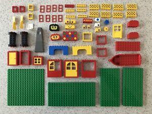Lego Vintage Doors And Windows x16