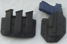 Fits a Glock 34/35 Gen 4 Holster/Magazine Pounch combo