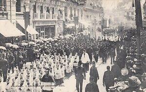 Ansichtskarte Frankreich   Orleans  Procession Jeanne d´Arc