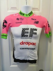 2018 POC EF Drapac Cannondale Pro Cycling Team Race SS Jersey Small S / 2