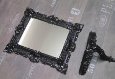 Miroirs noir rectangulaires pour la décoration intérieure, pour cuisine