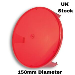 Tracer Sport Light Lamp Filter 150mm Red TR1521 Infra Red Night Hunting New