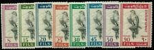 KUWAIT #291-98 Complete Falcon set, og, VLH, VF Scott $47.50
