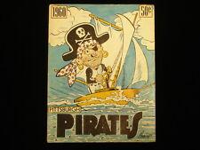 1960 Pittsburgh Pirates Baseball Yearbook