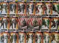 Choose your G.I. Joe Character!!! Discount Market Joe's ('08-11) MOC