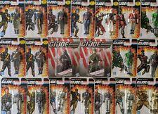 New listing Choose your G.I. Joe Character! Discount Market Joe's ('08-11) Moc