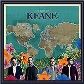 THE BEST OF KEANE - GREATEST HIT CD - BEDSHAPED / SOMEWHERE ONLY WE KNOW +