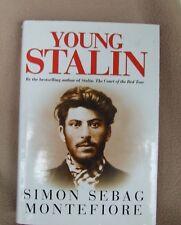 Young Stalin by Simon Sebag Montefiore. Weidenfeld & Nicolson 1st ed. hdbk 2007