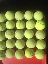tennis balls used, 20 In Boxed $9.99 +S&H