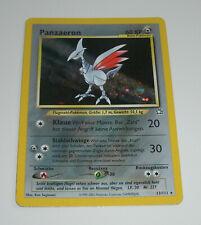 Pokemon Neo Genesis - Panzaeron Holo - 13/111 - NM - Deutsch
