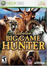 Cabela's Big Game Hunter (Xbox 360) Videojuegos