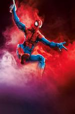 Marvel Legends Spider-Man Wave 10 House of M Spiderman Sp//dr BAF SHIPS LOOSE