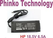 Replacement Adapter Charger for HP Pavilion DV7-4004tx, 18.5V 6.5A, 120W