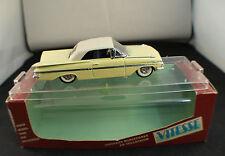 Vitesse, la collection 390 Chevrolet Impala Cabriolet 1960 neuf en boîte
