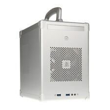 Lian Li Pc-tu100 Mini-tower Silver Computer Case Pc-tu100a Cabinet di Sistema
