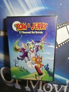 Tom & Jerry E I Racconti Del Brivido DVD