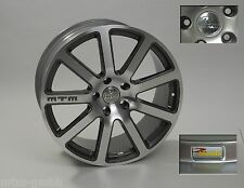 MTM Bimoto Felge 8,5x19 ET 50 45 35 Titanpoliert 5x112 57,1 Audi VW Alufelge