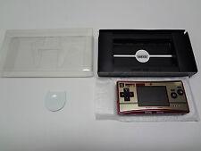 Original Faceplate for Game Boy Micro Famicom 2P Pad Nintendo Japan New