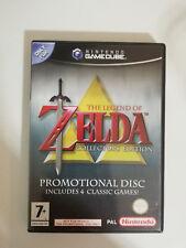 Nintendo GameCube Spiel - The Legend of Zelda: Collector's Edition