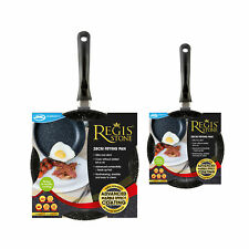 JML Non-Stick Regis Stone Pan Set with Anti-Scratch Surface (Set of 2)