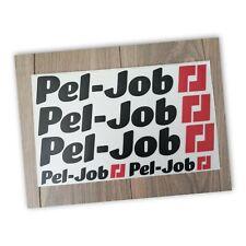 Pel-Job adesivo Mini Escavatrice EB22, EB10, EB11, EB12, EB12.4, EB14, Furgone, auto, Cassetta degli attrezzi