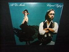 Al Di Meola Elegant Gypsy Opened New Played Once Vinyl LP Tiny Split on Top Edge