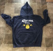 (L@K) Corona Beer Champion Gray Pullover Hoodie Sweatshirt Size Xl Brand New