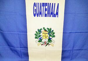 BANDERAS DE GUATEMALA - SELECCIÓN DE GUATEMALA
