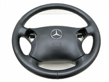 Lenkrad Airbaglenkrad Leder für Mercedes W203 S203 C220 A2034600903