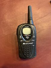 One Midland Lxt303 X-Tra Talk Handheld 2-Way Walkie Talkie Radio