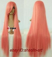 The Future Diary Gasai Yuno ,long animation Cosplay fête plein cheveux perruques