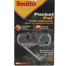 Smith's Pocket Pal Hand Knife Pull Through Sharpener AC134 Carbide Blades