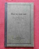 "1891-1941 ""When The Trains Came"" Norton Wise County VA Virginia L & N Railroad"