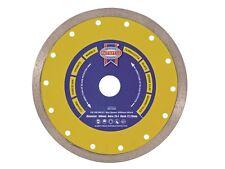 FAITHFULL FAIDB180CR Diamond Tile Blade Continuous Rim 180mm x 25.4mm