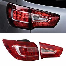 OEM Genuine Parts Rear Lamp Tail Light Assy Left for KIA 2011-2013 Sportage R