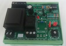 Versatile Relay with Delay Timer DIN Rail Mount multiple features Panel Build