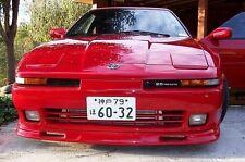 Toyota Supra Mkiii Front Lip Body Kit Mk3 7mgte Jdm Ma70 89 90 91 92 G 1989 Fits Toyota Supra