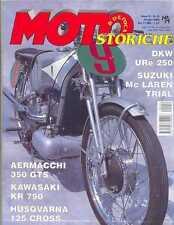 Moto Storiche D'Epoca No.54 (New Copy)DKW,Aermacchi,Husqvarna *Free Post:EU/USA