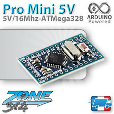 Arduino Pro Mini 5v/16mhz - ATmega 328p (compatible Nano)