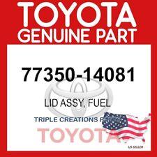 77350-14081 GENUINE OEM Toyota LID ASSY, FUEL 7735014081