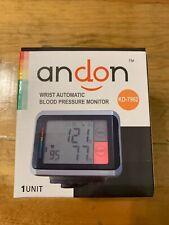 Andon Wrist Blood Pressure Monitor