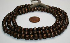 Strang copper metal beads