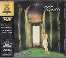 John Norum Worlds Away Japan CD Obi 1996 XRCN-1289